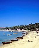 Anjuna Beach, Goa State, India Date: 15/06/2008 Ref: ZB548_115573_0002 COMPULSORY CREDIT: World Pictures/Photoshot