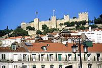 portugal medieval facade buildings