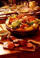 Savoie pork hotpot