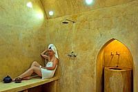 Morocco, Ouarzazate, Taourirt Kasbah, Dar Kamar Hotel