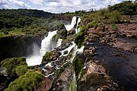 Iguazu waterfalls, Iguazu National Park, Argentina