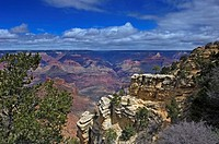 South Rim of Grand Canyon National Park,