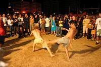 Capoeira, World Social Forum, Porto Alegre, Rio Grande do Sul, Brazil