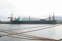 Porto, Ship, Imbituba, Santa Catarina, Brazil