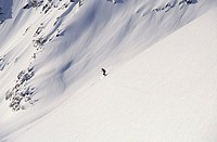 Heliskiing, Purcell Mountains, BC