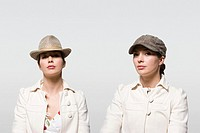 Women in hats