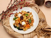 dishes, Food styling, dish, dishes, dish, Chinese, sweet_and_sour pork