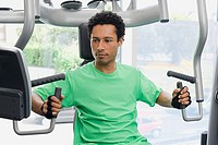 Man at the gym (thumbnail)