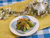 Dishes, Food styling, dish, dishes, dish, Chinese, cucumber pickles (thumbnail)