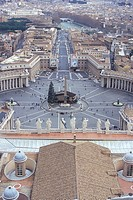 Vatican Cityscape