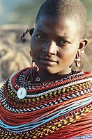 Young Samburu Woman