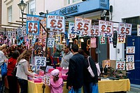 England _ London _ District Notting Hill _ Portobello Road Market