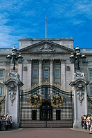 England _ London _ St James's district _ Buckingham Palace _
