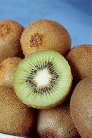 New Zealand _ Fruit _ Kiwi, close_up