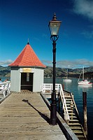 New Zealand _ South Island _ Canterbury _ Banks Peninsula _ Akaroa