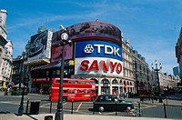 England _ London _ Soho district _ Piccadilly Circus