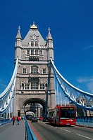 England - London - The City - Tower Bridge (thumbnail)