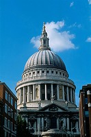 England - London - The City - St. Paul's Cathedral (thumbnail)