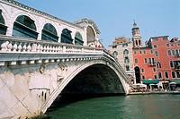 Italy _ Venice _ Rialto Bridge