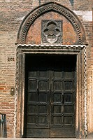 Italy _ Venice _ door and doorframe
