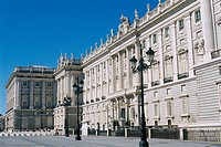 Spain _ Madrid _ Palacio Real _ Royal Palace
