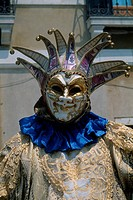 Italy _ Venice _ Masks _ Carnival