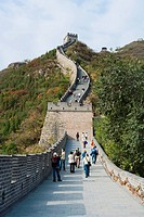 China _ Beijing PÚkin _ Surroundings _ The Great Wall of China _ Juyongguan