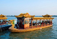 China _ Beijing PÚkin _ Surroundings _ Summer Palace _ The lake
