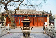 China _ Beijing PÚkin _ Chinese City _ Temple of the White Cloud Taoist
