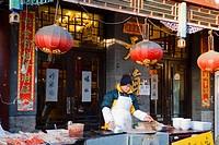 China _ Beijing PÚkin _ Grand_Barrier Street Dazhalan Jie