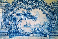 Portugal _ Lisbon _ Azulejos