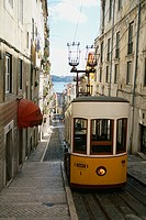 Portugal _ Lisbon _ Bica Funicular