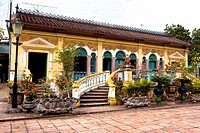 Vietnam _ The South _ The Delta of Mekong _ Can Tho _ Binh Thuy Goo House