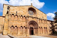 Spain _ Castile and Leon _ Soria _ Church of Santo Domingo