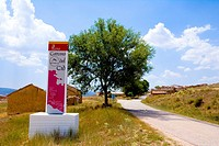 Spain _ Castile and Leon _ Province of Soria _ The route of the Cid