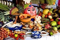 Vietnam _ The South _ The Delta of Mekong _ Gastronomy _ Vietnamese specialties