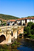 Spain _ Castile and Leon _ Province of Burgos _ Cavarrubias
