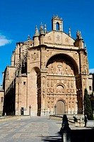 Spain _ Castile and Leon _ Salamanca _ Convent of San Esteban