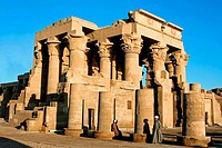 Egypt _ temple of Kom Ombo