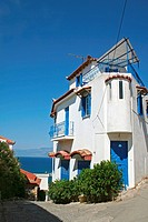 Greece : house in Koroni