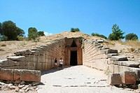 Greece : Mycenae