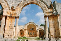 Syria _ abbey