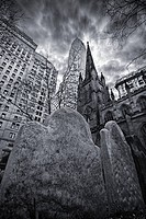Trinity cemetery, Manhattan, NYC, USA