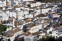 Setenil. Cadiz province, Andalucia, Spain