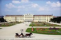 Austria, Vienna, Schoenbrunn Castle