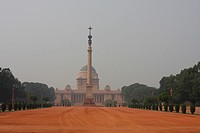 Presidential House, New Delhi, India