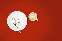 Teller und Tasse 2