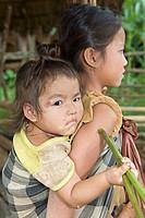 Hmong_Geschwister