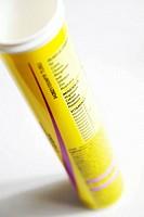 VITAMIN Food supplement associating vitamins, minerals and oligoelements.