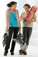 ADOLESCENT PRACTISING A SPORT Models.